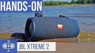 JBL Xtreme 2 Hands-On: Der teuerste Flaschenöffner der Welt?