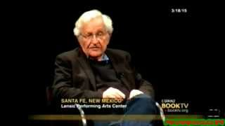"Noam Chomsky Says Israel ""Is A Violent State! That"