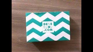 Denebunu.com Mayıs Kutusu Açılımı !