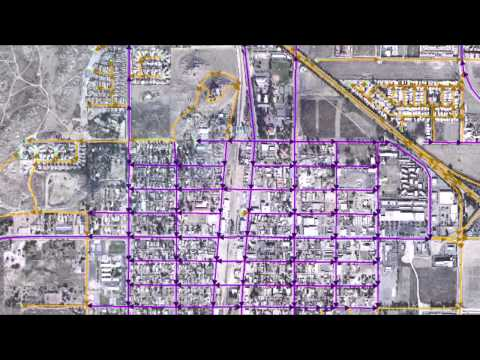 GIS Inventory County Roads County Seat Episode 48