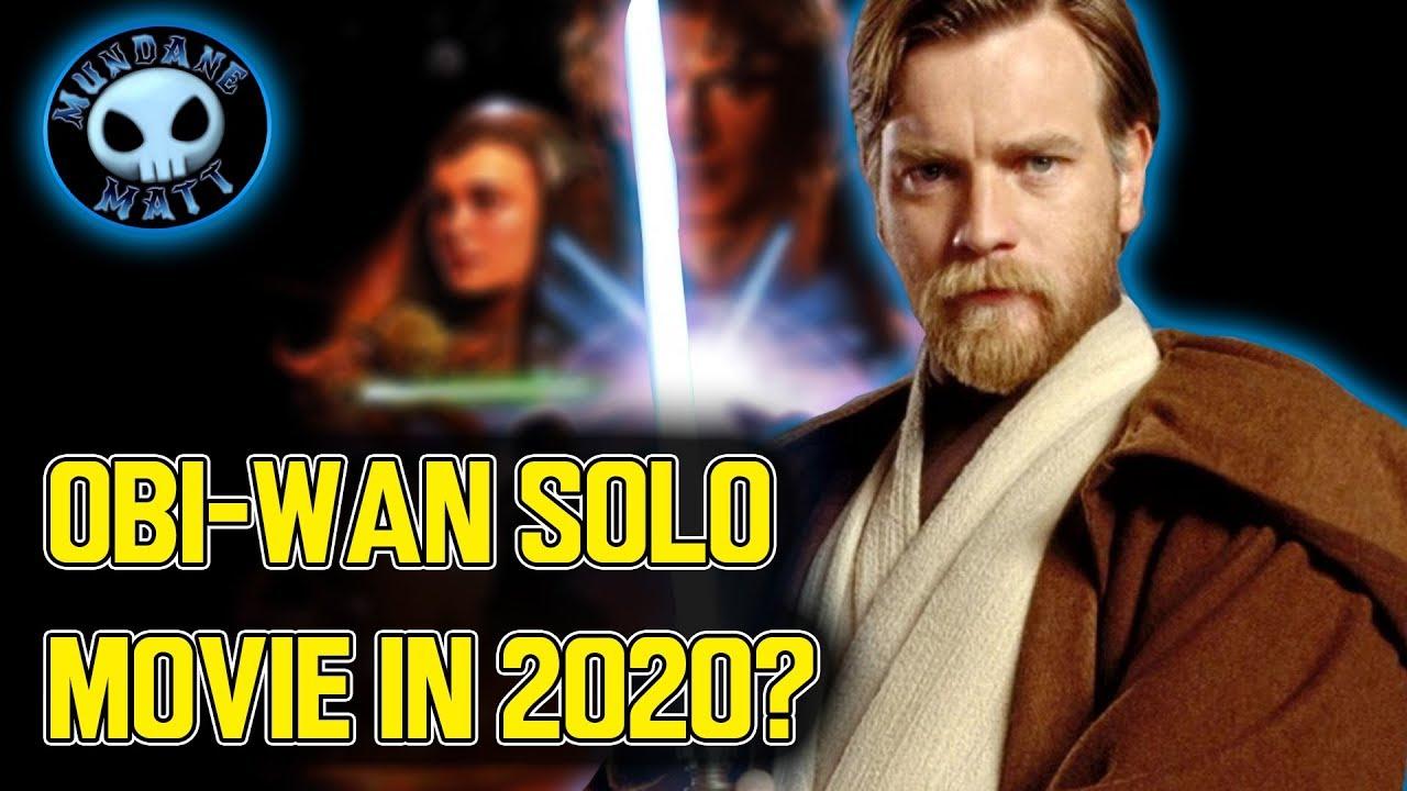 Obi-Wan Kenobi Solo film starting production early 2019?