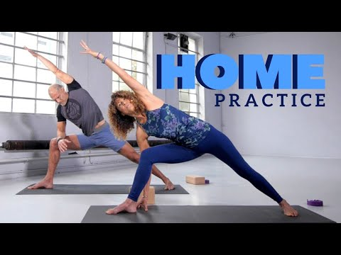 Transformational Homepractice with Desirée Rumbaugh and Andrew Rivin - TINT. Yoga