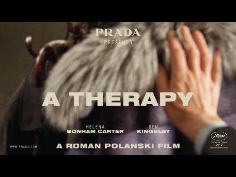 "PRADA presents ""A THERAPY"""