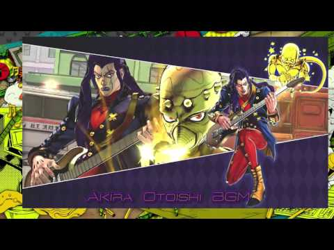 JoJo's Bizarre Adventure: Eyes of Heaven OST - Akira Otoishi Battle BGM