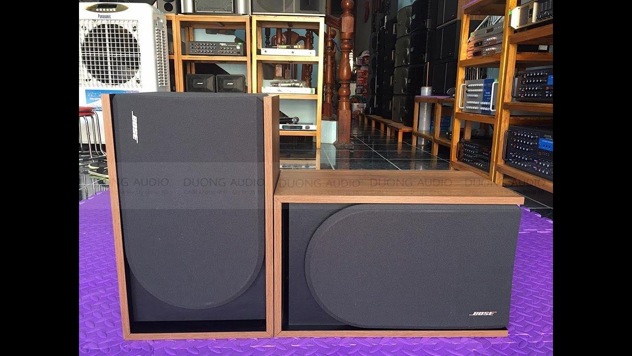 [Dương Audio] Tìm hiểu Loa Bose 4.2 seri II hàng bãi xịn, nguyên zin Mexico