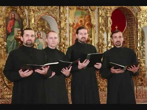 Музыка веры 211 Вокальный квартет Притча