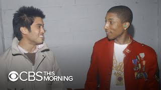 Dynamic duo The Neptunes talk coming from a Virginia high school to Songwriters Hall of Fame