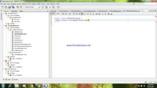 عرض a-z الأبجدية في جافا باستخدام حلقة