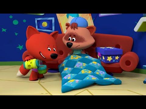 Ми-ми-мишки - все серии про Дружбу -  Сборник - мультфильмы для детей