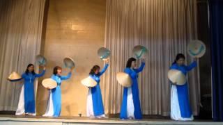 Văn Nghệ Mừng Lễ Bổn Mạng Các Bà Mẹ Công Giáo TGP-Los Angeles 8/25/2013