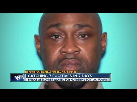 Detroit's Most Wanted: Most dangerous man in Detroit