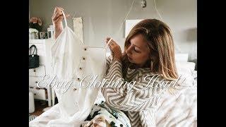 eBay Clothing Haul!