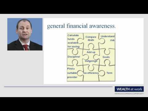General financial awareness.