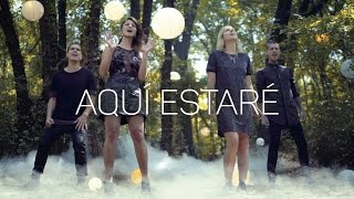 Aquí Estaré - Kudai (Video Oficial)