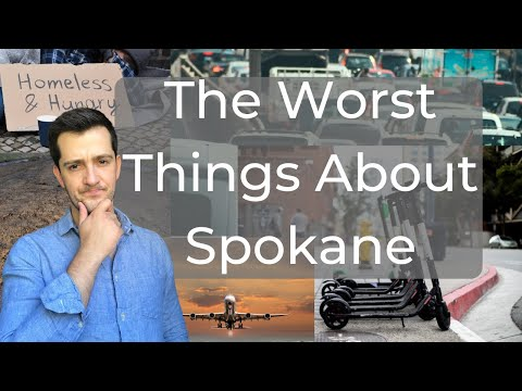 The 5 Worst Things About Living In Spokane Washington