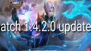 mobile legends new updatepatch 1.4.20 original server details all new revamped pharsa