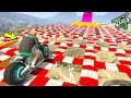 GTA 5 ONLINE 🐷 SUPERIAMO L'IMPOSSIBILE ?!?! 🐷 GARE PARKOUR 🐷N*177🐷 GTA 5 ITA 🐷 DAJE !!!!!!