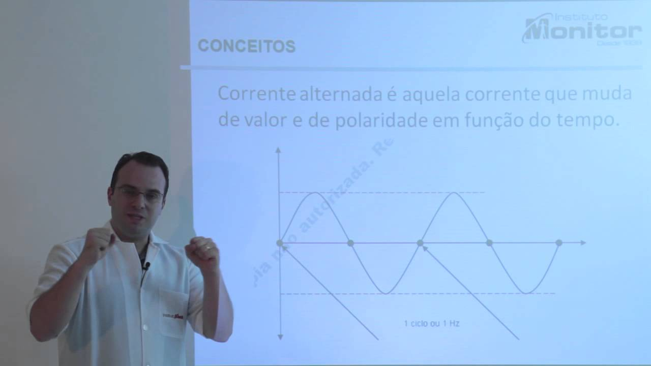 Circuito Corrente Alternada : Circuitos elétricos corrente alternada youtube