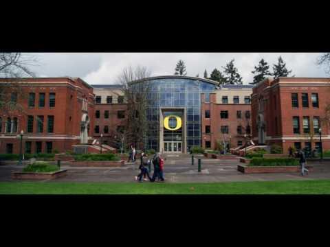 University of Oregon slide show images