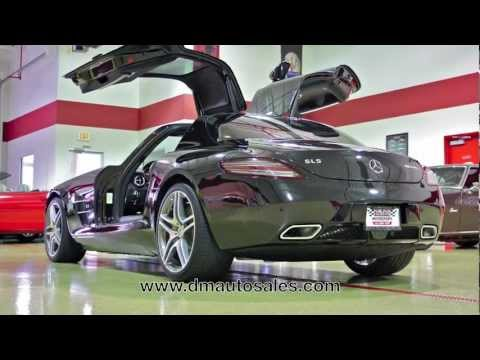 Mercedes-Benz SLS AMG--D&M Motorsports Test Drive Review 2012 Chris Moran