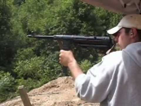 Blank firing SSR40 9mm or know as the mp40