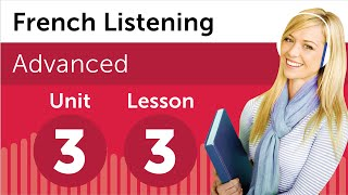 French Listening Comprehension - Discussing Survey Results in French