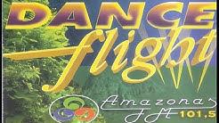 Dance Flight  - Amazonas 101.5 FM (1995) [Paradoxx Music - CD, Compilation]