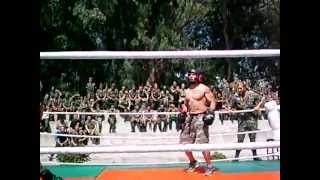 the escorpionx  (campeon legion) ( ceuta legion 2009 )