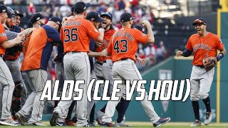 MLB | 2018 ALDS Highlights (CLE vs HOU)