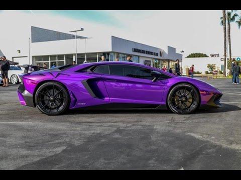 Lamborghini Newport Beach Supercar Saturday March 2017
