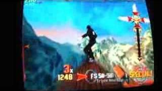 Wii Games: Tony Hawks Downhill Jam - final boss ARMONDO
