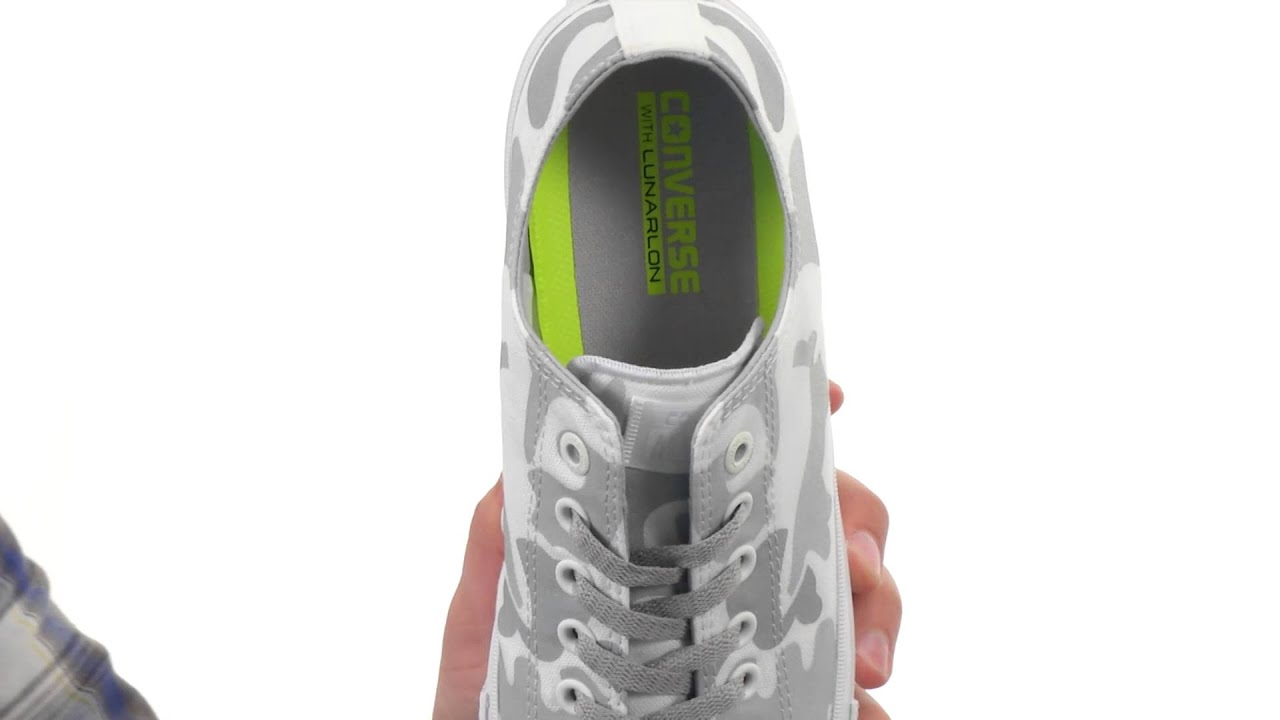 Converse Chuck Taylor® All Star® II Reflective Camo Americana Ox SKU:8651558