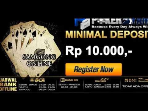 Cashback Terbesar 5% Samgong Online di www.agenpokerlive.com