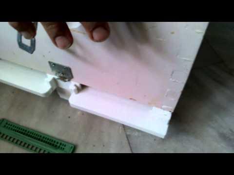 Πλαστικές βάσεις σε ξύλινα πατώματα (ορόφους)