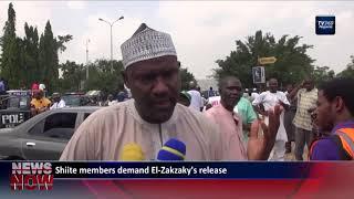 Shiite members demand El Zakzaky's release