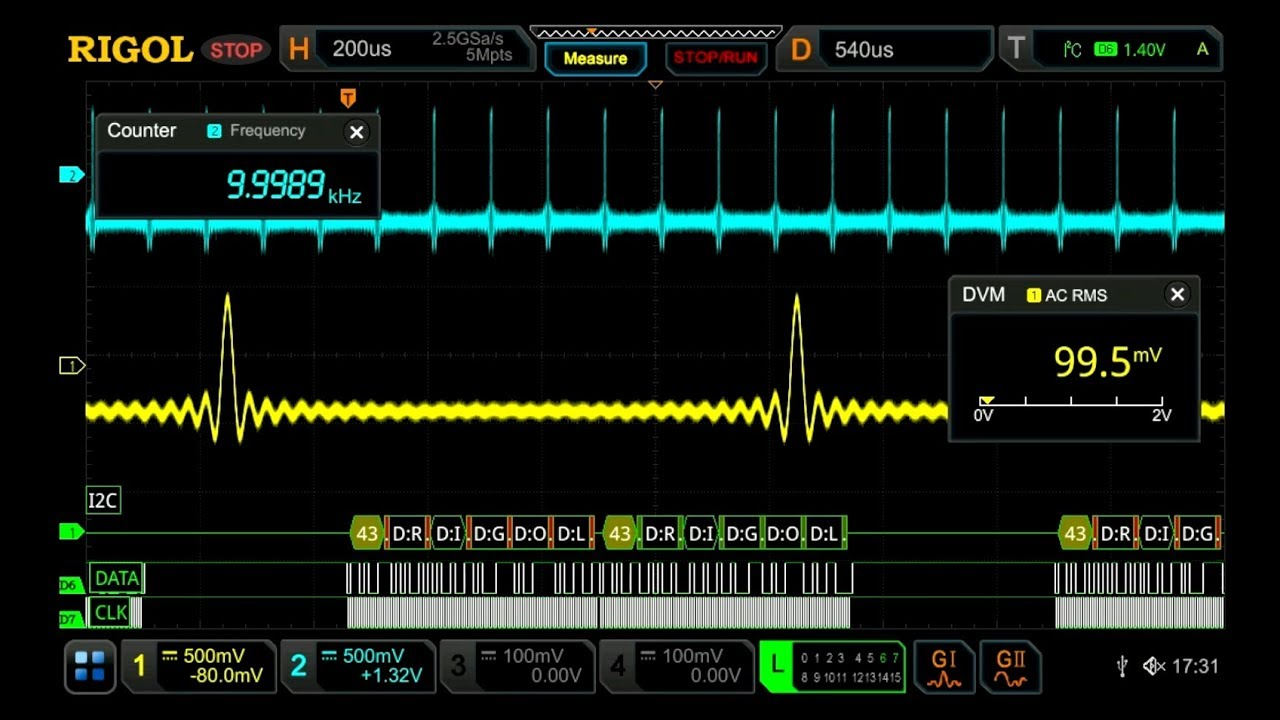 News Brief: RIGOL Releases New Oscilloscope Line and Spectrum
