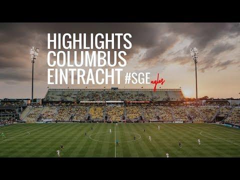 Columbus Crew vs. Eintracht Frankfurt | Highlights | USA