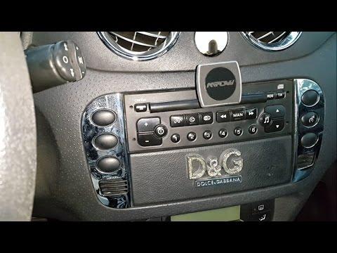 Mpow porta cellulare magnetico universale da auto per cd - Porta cd auto simpatici ...