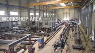 Stalkon Steel constructions - production and assembly