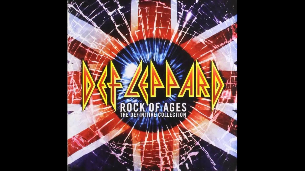 Def Leppard The Ballad Album