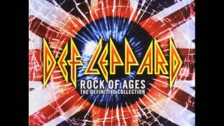 Def Leppard - Rock of Ages The Definitive Collection CD1 [Full Album/Descarga]