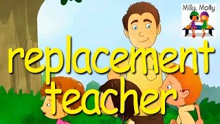Milly Molly | Replacement Teacher | S2E21