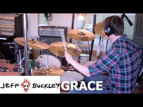Jeff Buckley - Grace (Drum Cover) by Jamie Warren