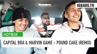 Capital Bra & Marvin Game - Pound Cake (Hotbox Remix) // 16BARS.DE
