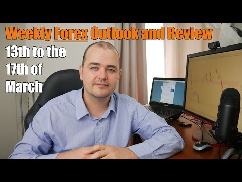 Weekly Forex Review - 13th to the 17th of March