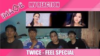 "Twice merasuki kita!!! | mv reaction ""twice - feel special"""