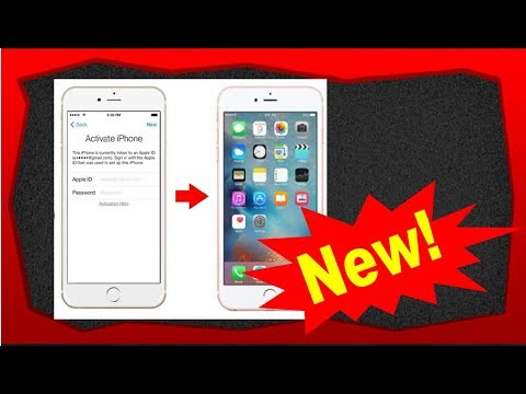 BLACKLISTED IPHONE REMOVE ICLOUD ACTIVATION LOCK REMOVAL IPHONE ANY IOS