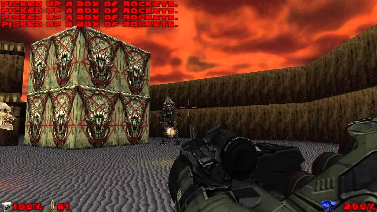 Doom 3 Resource Pack for Doomsday Engine Public Beta