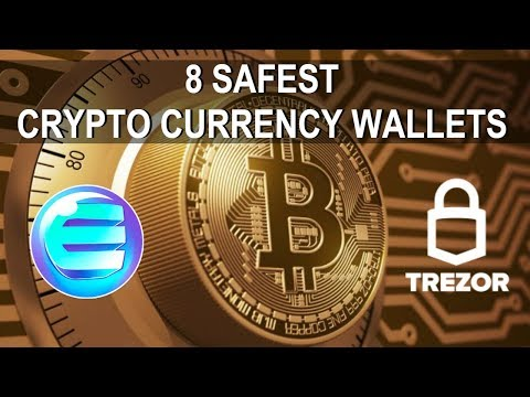 THE MOST SECURE WALLETS FOR CRYPTO INVESTORS IN 2018