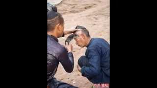 صور اغرب حلاقه في العالم  حلاقة  قص الشعر في الصين / Strangest shaving in the world from China